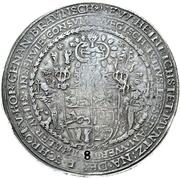 8 Thaler - Julius (Juliuslöser) – reverse