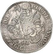 1 Thaler - Julius (Death) – obverse
