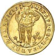 1 Goldgulden - Friedrich ulrich – reverse