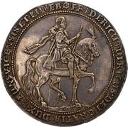 1½ Thaler - Friedrich Ulrich (Löser) – obverse