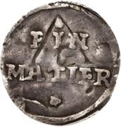 1 Mattier - Friedrich Ulrich – reverse