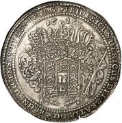 1½ Thaler - Friedrich Ulrich (St. Jacobslöser) – obverse