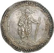 1½ Thaler - Friedrich Ulrich (St. Jacobslöser) – reverse