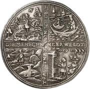 1¼ Thaler - Friedrich Ulrich (Glückslöser; Ausbeute) – obverse