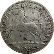 ⅙ Thaler - Karl I – obverse