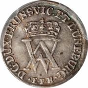 2 Mariengroschen - August Wilhelm – obverse