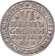 6 Mariengroschen - August Wilhelm – obverse
