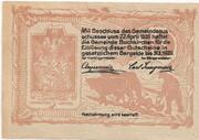 10 Heller (Buchkirchen) -  reverse