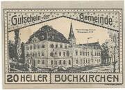 20 Heller (Buchkirchen) -  obverse