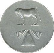 50 Pfennig - Büdingen – reverse