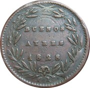 5/10 Real -  obverse