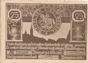 75 Pfennig (Hunting Series - Issue 6) – obverse