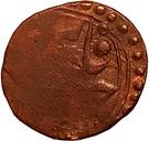 4 Falus - Muhammad Alim Khan bin Abdul-Ahad - 1910-1920 AD – reverse