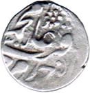 Tenga -  Muzaffar al-Din bin Nasr-Allah - 1860-1886 AD (Bukhara mint) – reverse