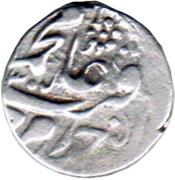 1 Tenga - Muzaffar al-Din bin Nasr-Allah - 1860-1886 AD (Bukhara mint) – reverse