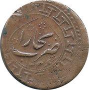5 Tenga - Muhammad Alim Khan bin Abdul-Ahad - 1910-1920 AD – obverse