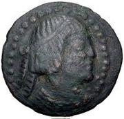 Unknown Æ - Asbar (Bukhara Sogd) – obverse