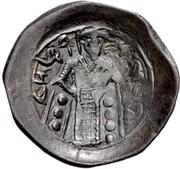 Trachy - Konstantin Tih I Asen – obverse