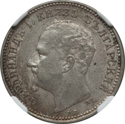 1 Lev - Ferdinand I – obverse