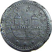 50 Pfennig - Burg auf Fehmarn – obverse