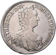 ½ Thaler - Maria Theresia -  obverse