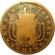 1 Kreutzer - Maria Theresia – obverse