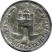 10 Pfennig - Burgsteinfurt -  obverse