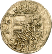 Gros - Philippe II d'Espagne – obverse