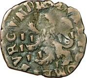 Double Denier - Philippe IV – reverse