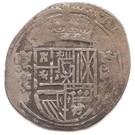 Triple Patard - Philippe IV d'Espagne - Pour le Comté de Bourgogne – reverse