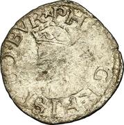 Demi-carolus ou petit blanc - Philippe II d'Espagne – obverse