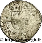 Demi-carolus ou petit blanc - Philippe II d'Espagne – reverse