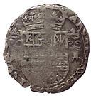 Gros - Phillip IV – reverse