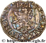 Carolus - Philippe II d'Espagne – reverse