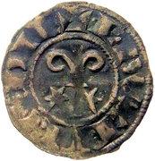 Digenois à l'anille - Robert II – obverse