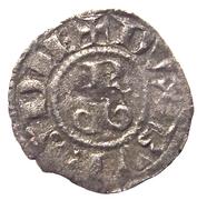 """Digenois """"petiz"""" - Robert II – obverse"""