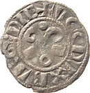 Digenois au S prograde - Hugues III – obverse