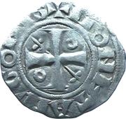 Denier Chalonnais - Hugues II – obverse