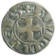 Denier - Hugues III – reverse