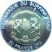 50 Francs CFA (RMS Titanic Sinking) – obverse