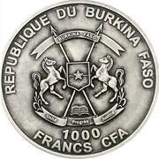 1000 Francs CFA (Jesus of Nazareth) – obverse