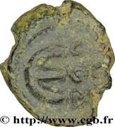 5 Nummi - Justinus I (Constantinopolis mint) – reverse