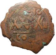 40 Nummi - Phocas (Constantinopolis) – reverse