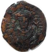40 Nummi - Tiberius II Constantine (Constantinopolis) – obverse