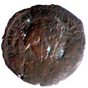 20 Nummi - Justinian I (Constantinopolis) – obverse
