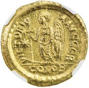 Solidus - Anastasius I. – reverse