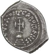 Hexagram - Constans II – reverse