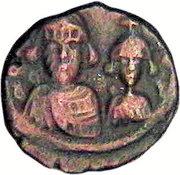 12 Nummi - Heraclius (Alexandria) – obverse