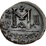40 Nummi - Heraclius (Interregnum; Cyprus) – reverse