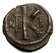 20 Nummi - Justin I (Nicomedia) – reverse